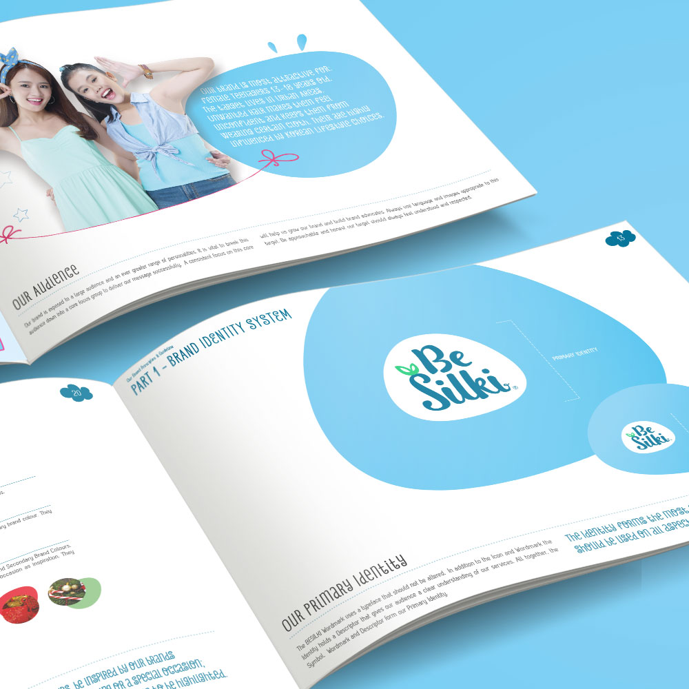 Besilki Brand Book Circle Branding Vietnam
