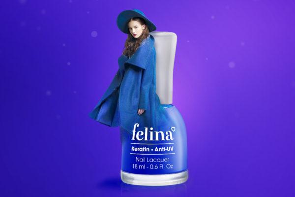 Branding nail polish brand identity