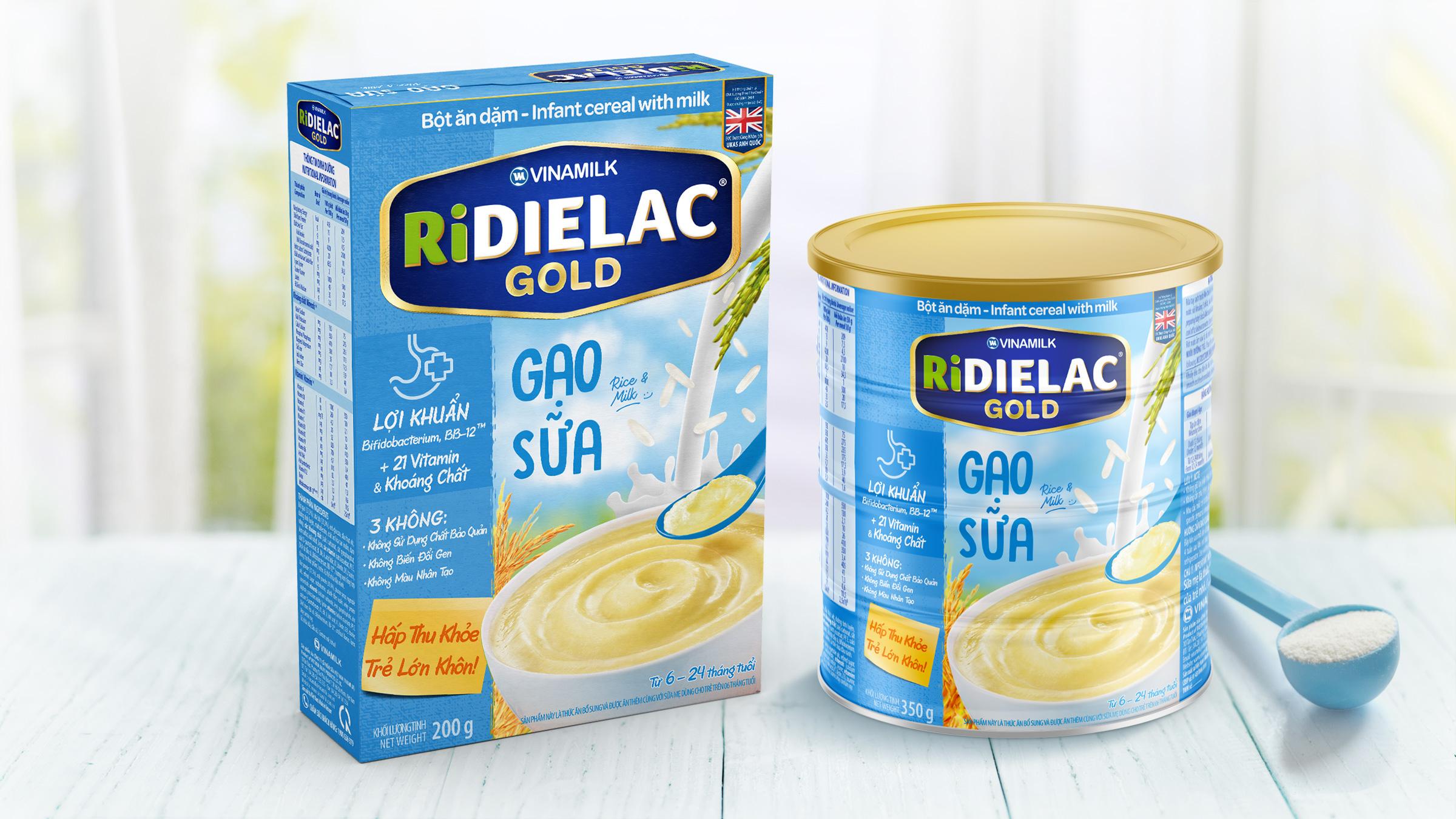 #circlebranding, ridielac, packaging design, circle branding, verpackungsdesign, markengestaltung, vietnam, packaging agency