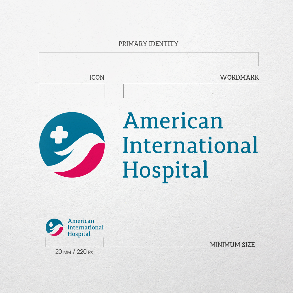 American International Hospital The Circle branding Partners