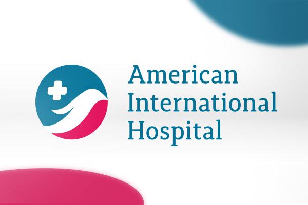 American International Hospital Brand Identity Circle Branding Vietnam