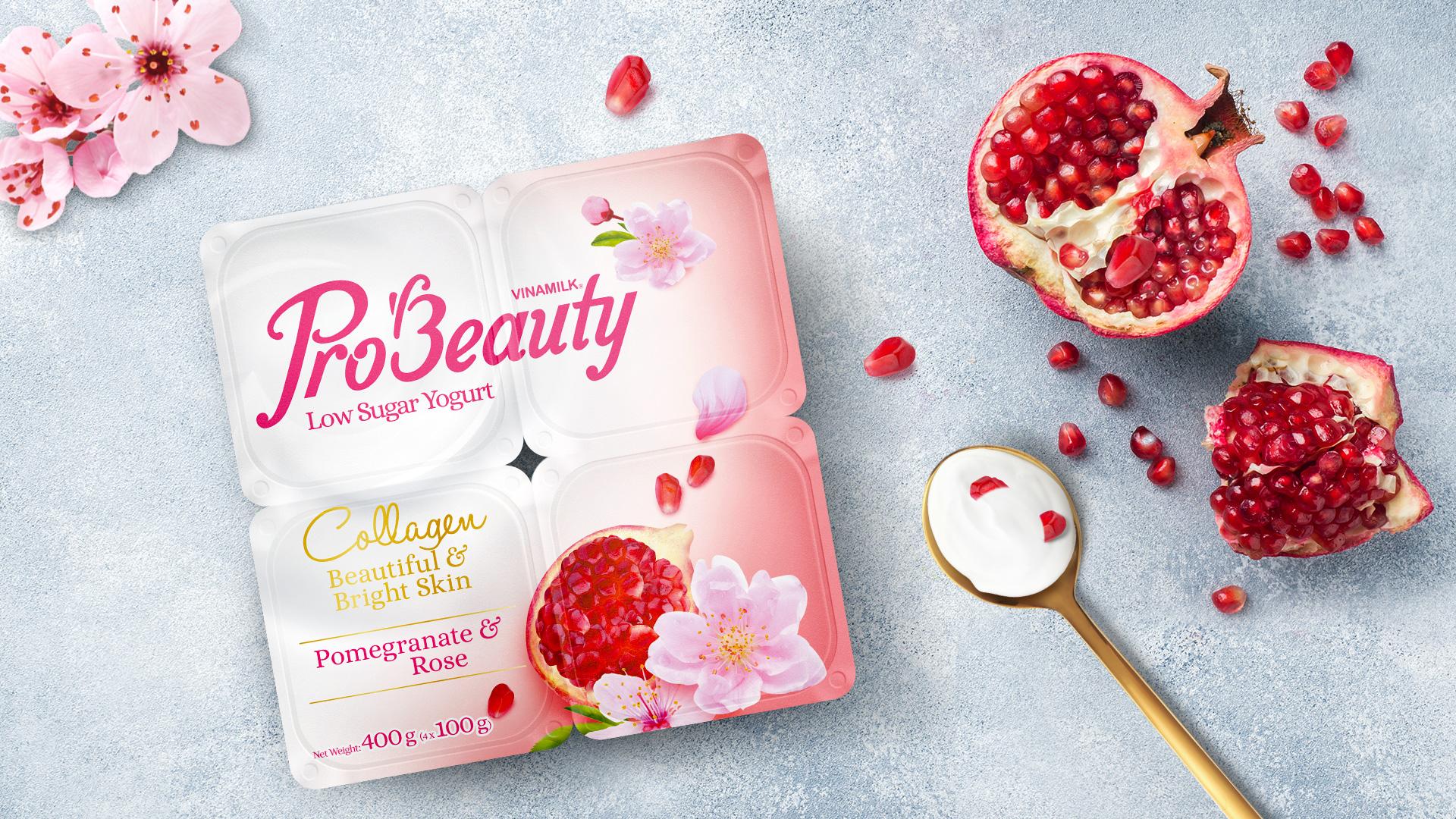 ProBeauty Packaging Rebranding