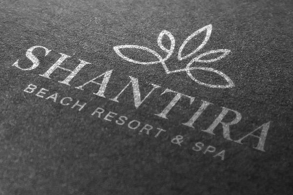 The Circle Branding Partners Shantira Resort Branding Logo Identity Design