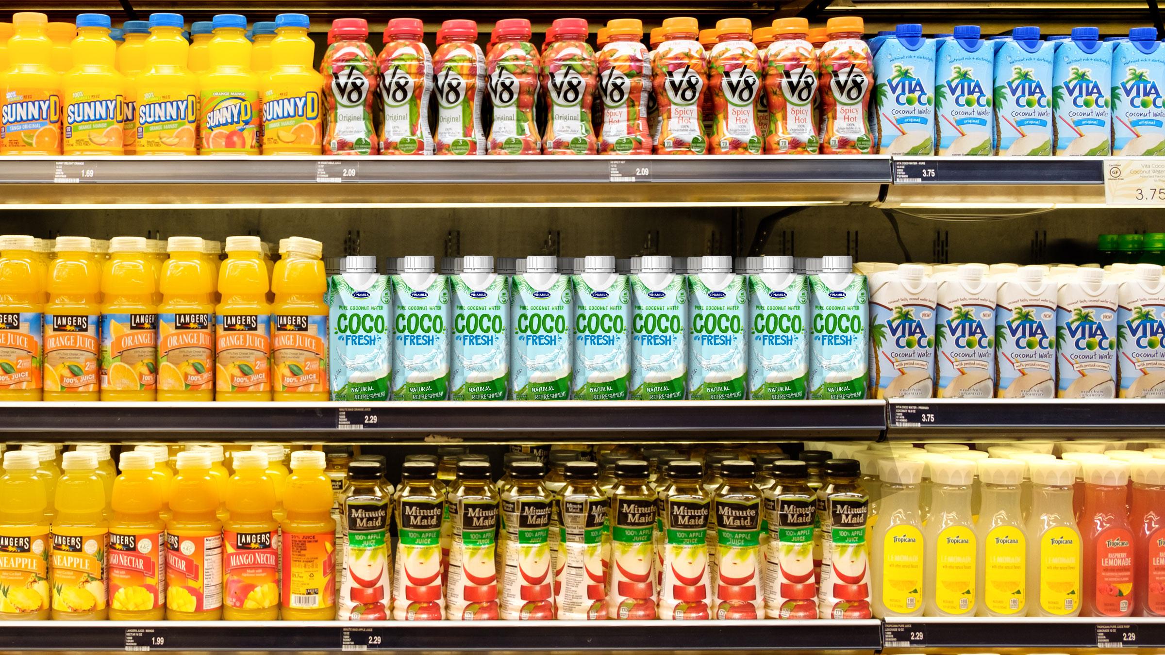 Coconut Water Packaging Design The Circle Branding Partners #circlebranding