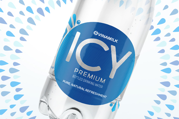 Bottled Water Packaging Design by The Circle Branding Partners