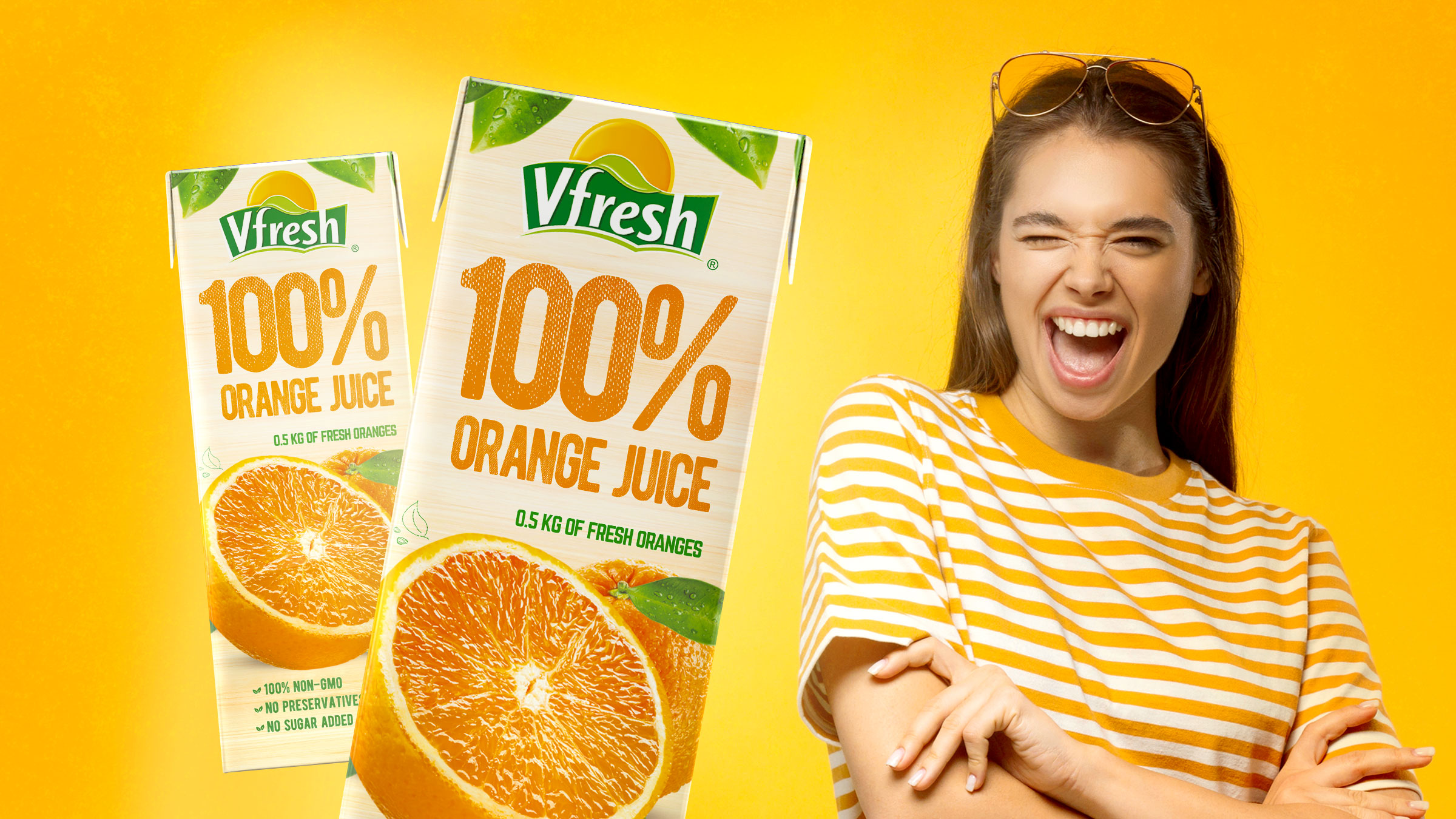 Orange Juice Packaging Design Circle Branding Partners